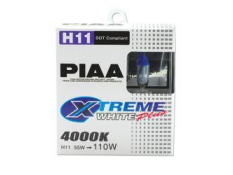 PIAA H11 Extreme White Plus Bulbs