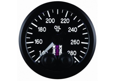 STACK 52mm Pro-Control Oil Temperature Gauge - 140-280F