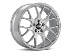 BBS CH-R Wheel Brilliant Silver Polished Rim Protector