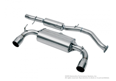 Neuspeed Stainless Catback Exhaust System VW R32