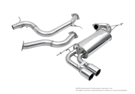 Neuspeed Stainless Downpipe Back Exhaust System