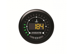 Innovate Motorsports MTX Water Temperature & Battery Voltage Gauge