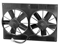 SPAL 11'' Paddle Blade High Performance Fan 12V Puller