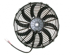SPAL 13'' Curved Blade High Performance Fan 12V Puller